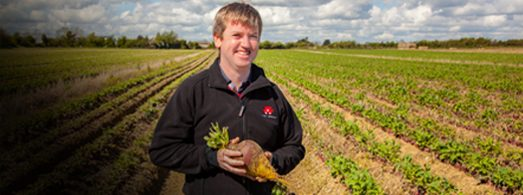 Meet our local growers  Say Hi to Alan Taylor
